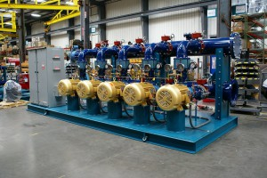 Image of Flowtronex Packaged Pump System