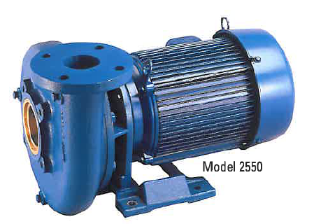 Single-stage-end-suction-pumps