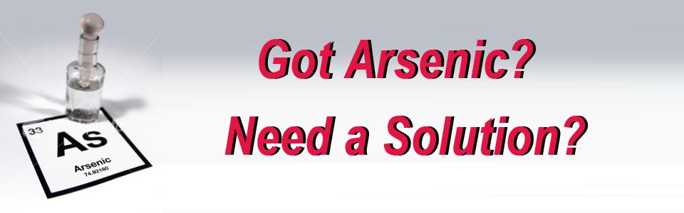 Got Arsenic? Call Hennesy