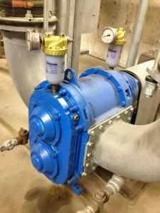 Image of a Vogelsang Sewage Pump
