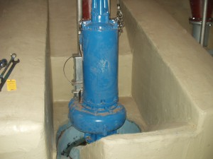 Image - Wemco (Pre-Ro) Self Cleaning Wet Well